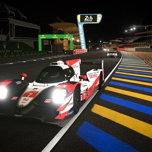 Le Mans virtuell