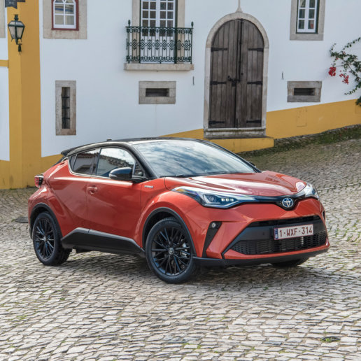 Toyota C-HR Orange Edition