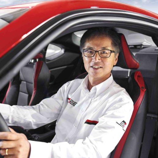 Toyota GR Supra Chefentwickler Tetsuya Tada