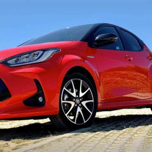 AUTONOTIZEN.de neuer Toyota Yaris im Test