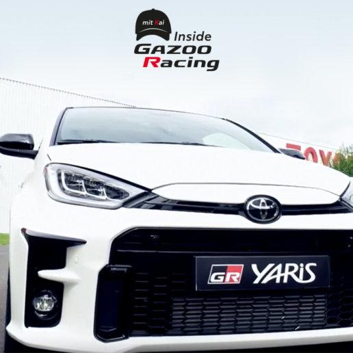 Inside GAZOO Racing mit Kai