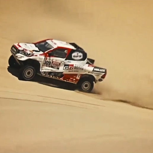 Rallye Dakar Video Driven Bernhard ten Brinke
