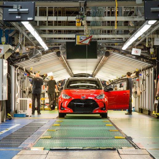 Toyota Yaris 2020 Valenciennes