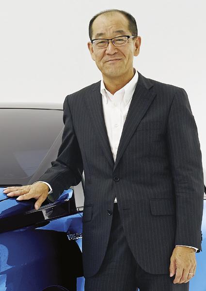 Yoshikazu Tanaka Chefingenieur Mirai Prius