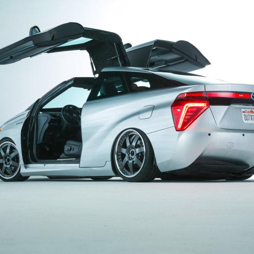 Toyota Mirai MV Designs 2015