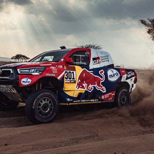 Rallye Dakar 2021 Toyota Gazoo Racing Hilux