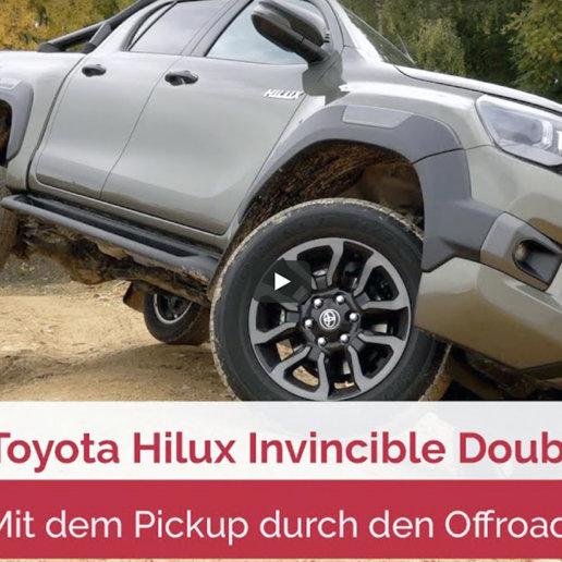 Toyota Hilux Kaufberatung Video Welt der Wunder