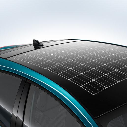 Solardach Toyota Prius Plug-in Hybrid