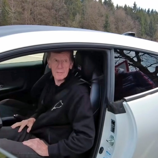 Walter Röhrl testet den Toyota GR Yaris