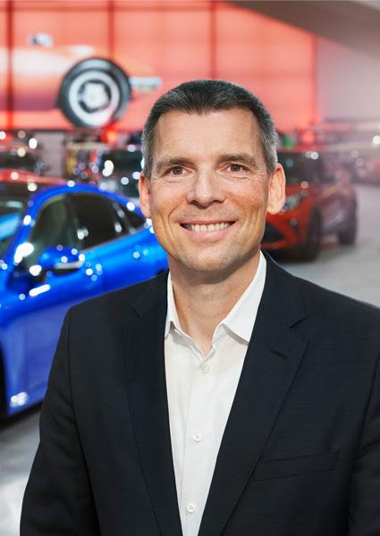 André Schmidt Toyota Deutschland