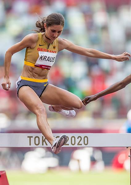 Gesa Felicitas Krause Olympia Tokio 2020