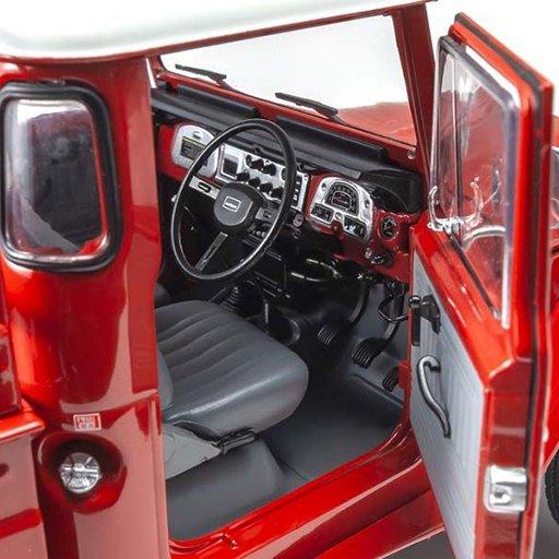 Toyota Land Cruiser Modellauto